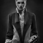Tomasz Marut, Revlon, The Next Style Master 2012, praca konkursowa