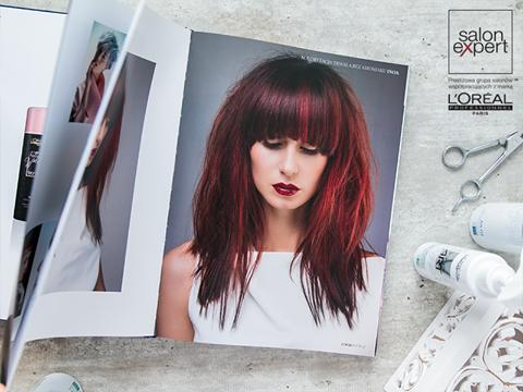 #lookbook_L'Oréal_Professionel – stylizacja numer 4