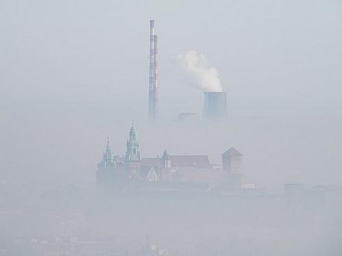 Ogłaszam alarm dla miasta Krakowa